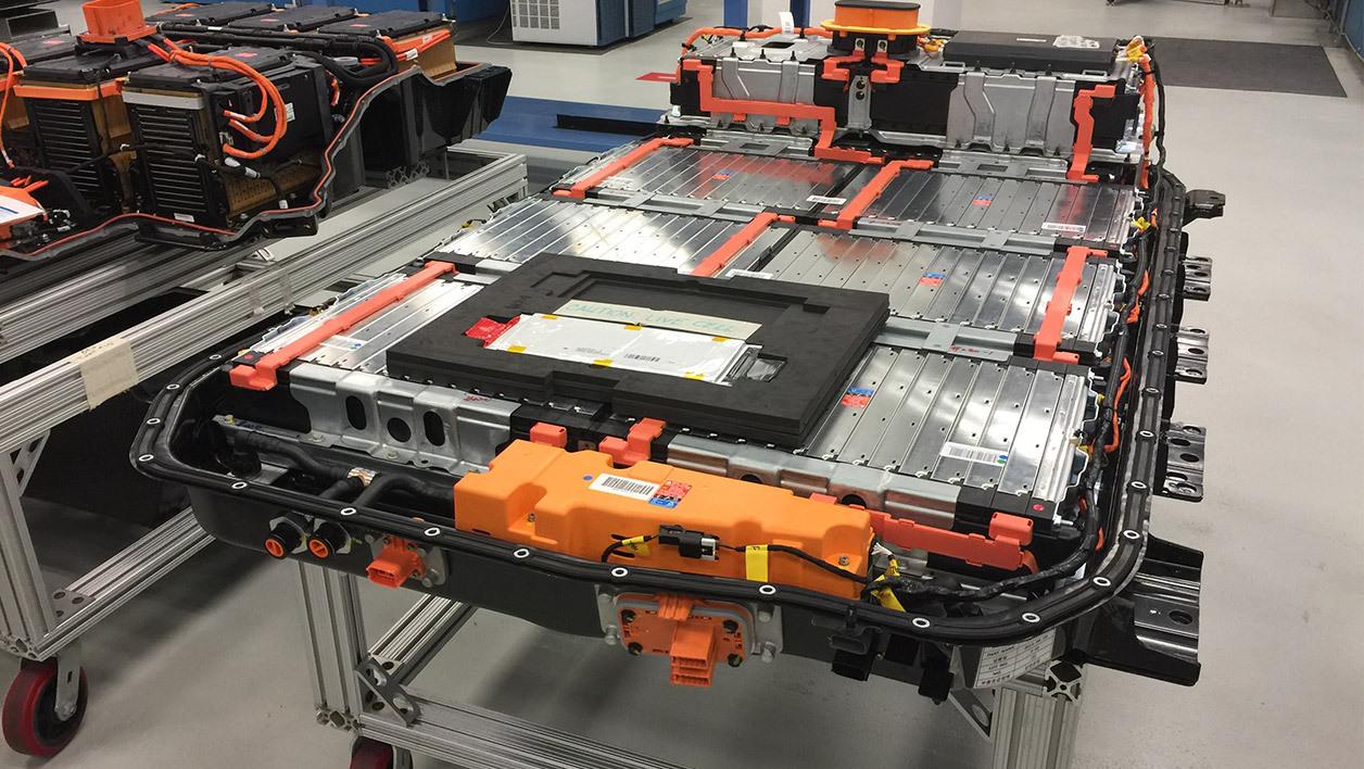 Batterie Opel Ampera-e