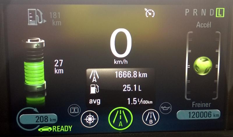 Opel Ampera 120000km