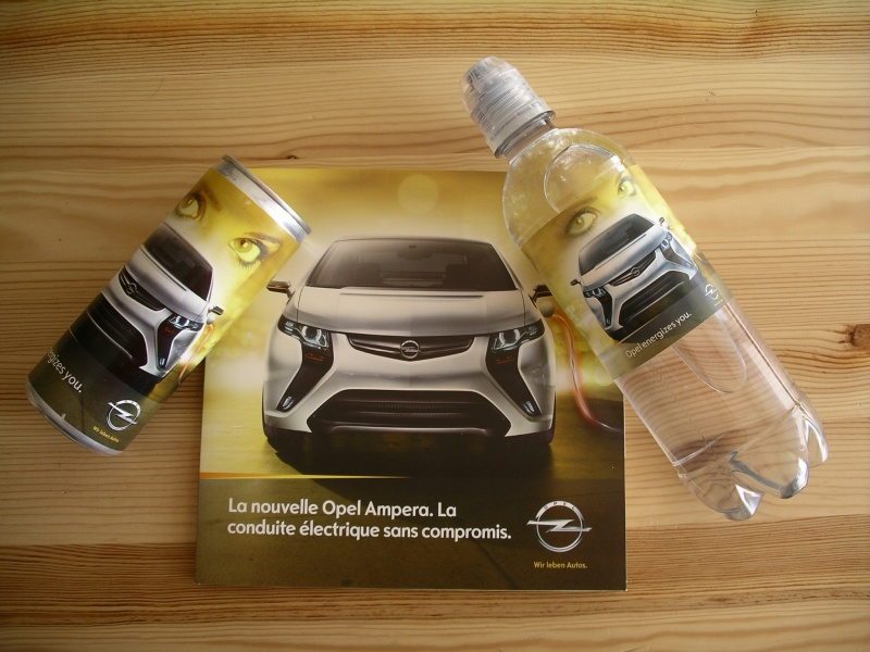 goodies Opel Ampera