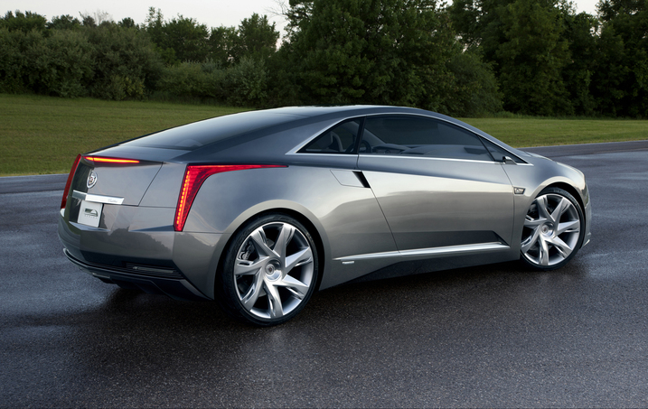 Cadillac Converj ELR