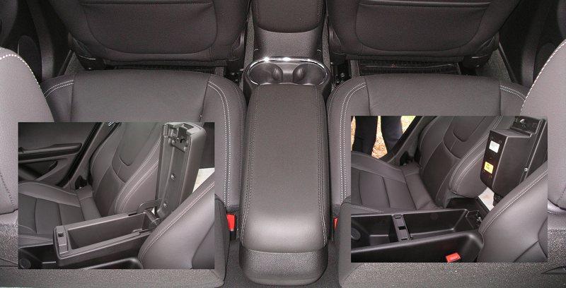Accoudoir arrière Opel Ampera 2013