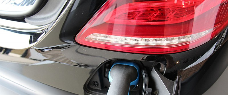 Mercedes Classe S rechargeable