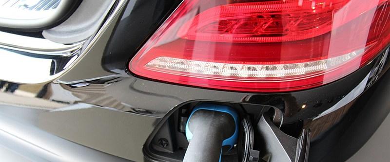 Mercedes Classe S rechargeable