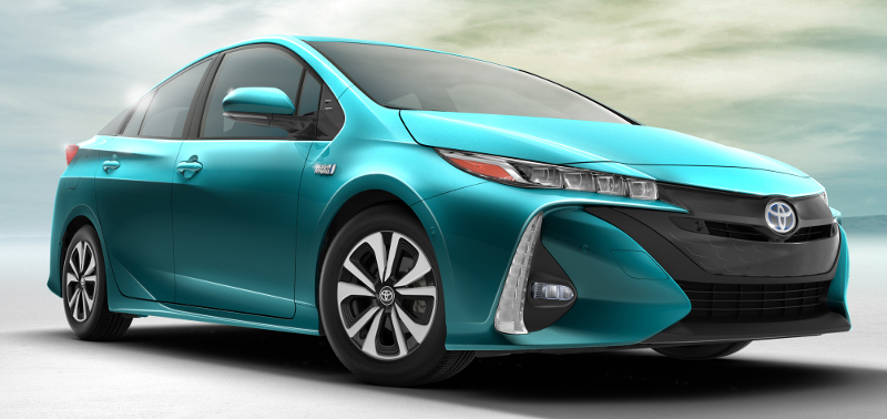 toyota prius prime la 4 en rechargeable. Black Bedroom Furniture Sets. Home Design Ideas
