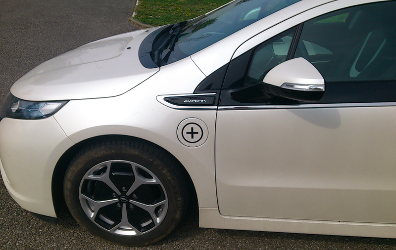 Opel Ampera 50 000km