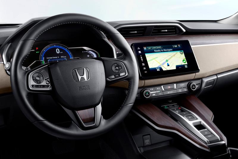Intérieur Honda Clarity
