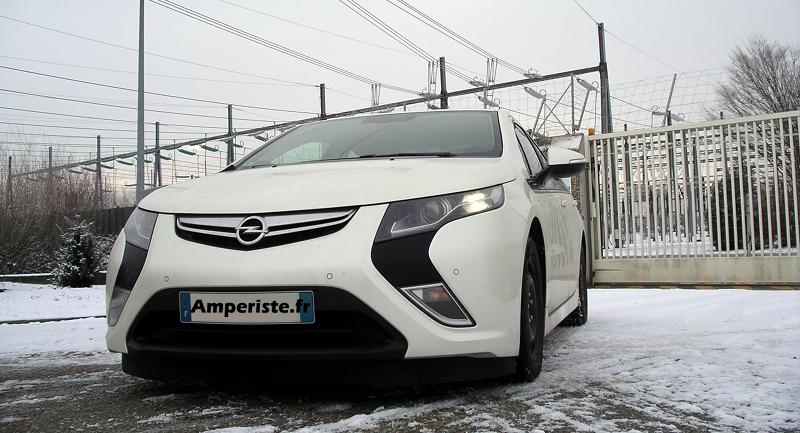 Opel Ampera après 1 an