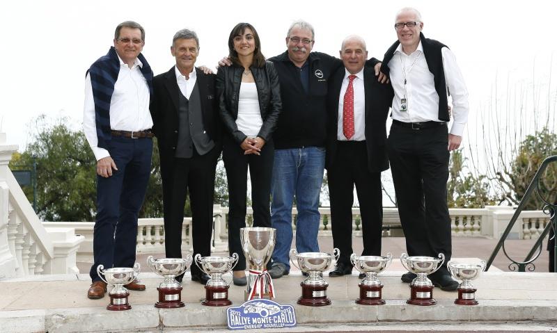 Equipe Opel Ampera victoire Monte Carlo EN 2012