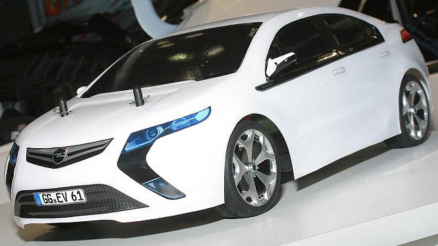 Opel Ampera télécommandée