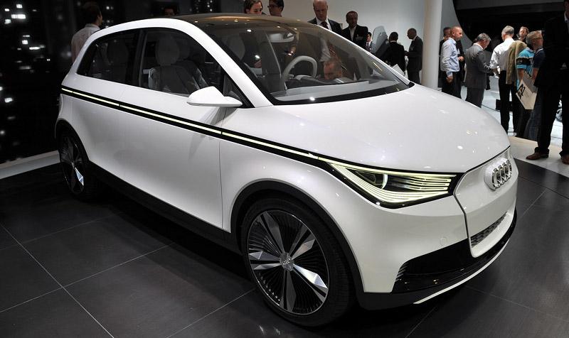 Audi A1 annulée