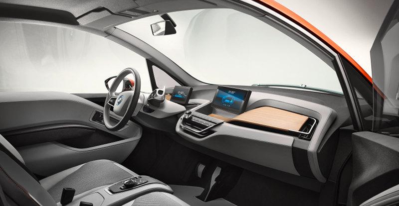 BMW i3 Coupé