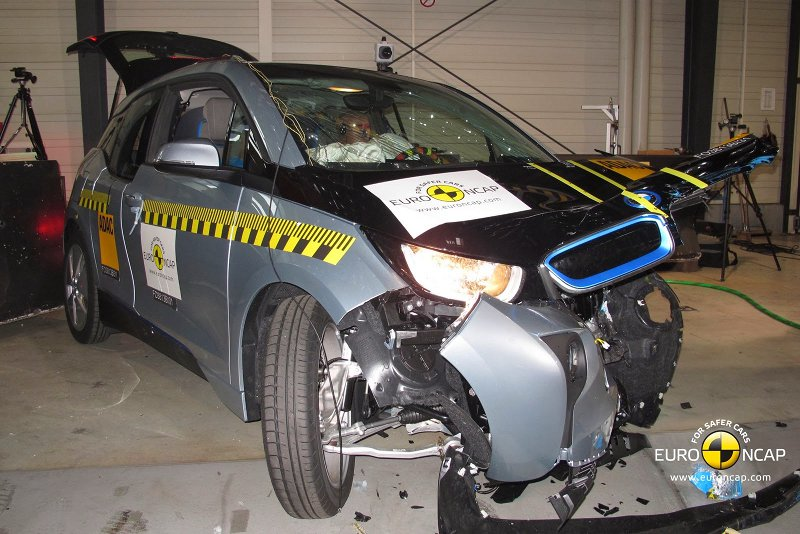 Crash-test BMW i3