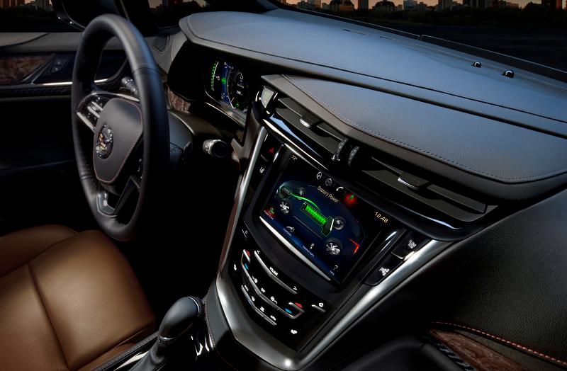 Intérieur Cadillac ELR