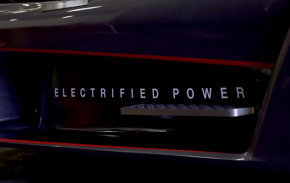 Cummins camion électrique