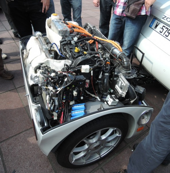 troisieme rassemblement automobile propre