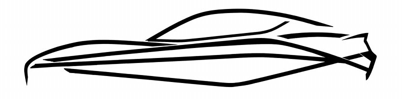 Esquisse Fisker Niña