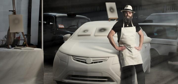 Art Opel Ampera