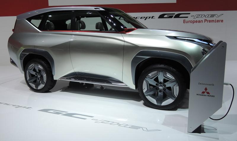 Mitsubishi CG-PHEV
