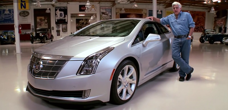 Cadillac ELR Jay Leno