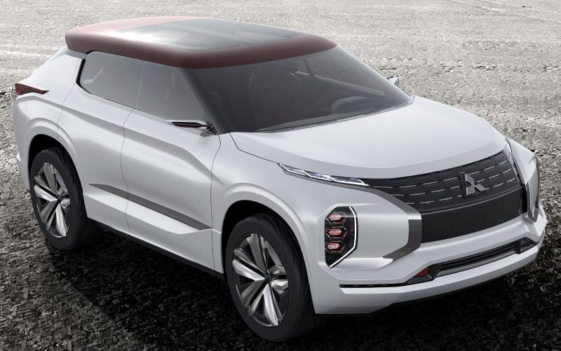 Mitsubishi GT-PHEV