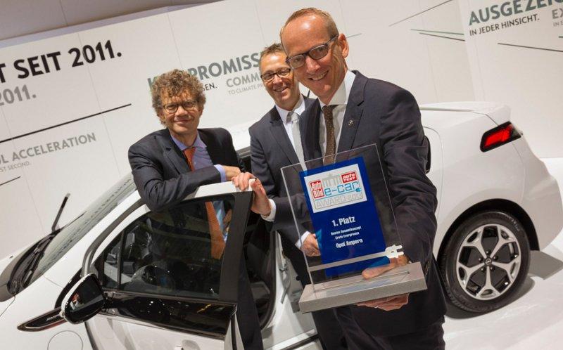 Opel Ampera Karl-Thomas Neumann