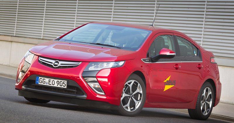 Opel Ampera iZEUS
