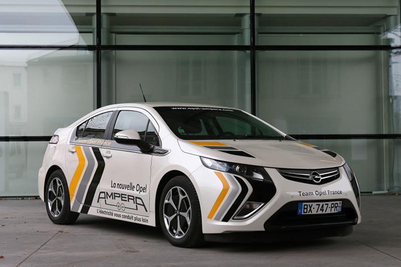 Opel Ampera Monte Carlo 2012
