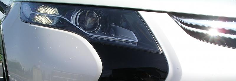 Phare d'Opel Ampera