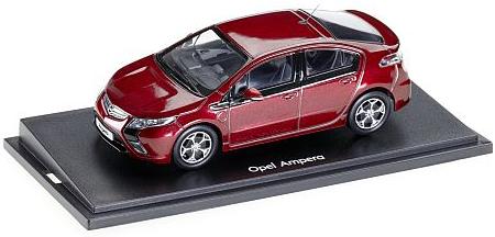 Opel Ampera modèle réduit rouge