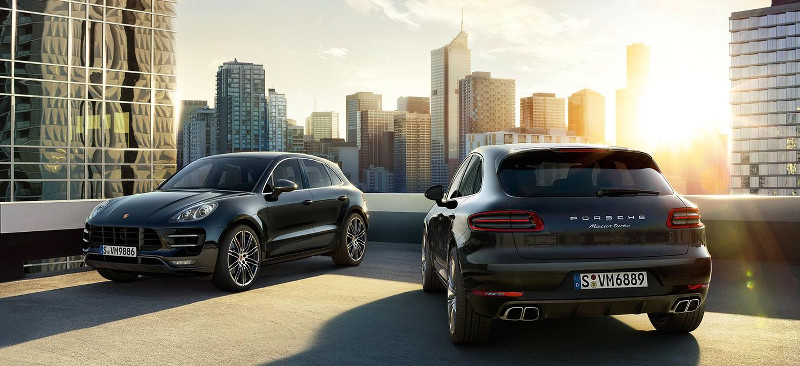 porsche bient t le tour du macan. Black Bedroom Furniture Sets. Home Design Ideas