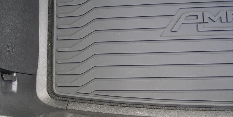 Défaut d'ajustement tapis de coffre Opel Ampera