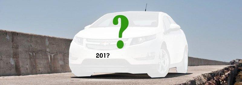 Chevrolet Volt Gen 2
