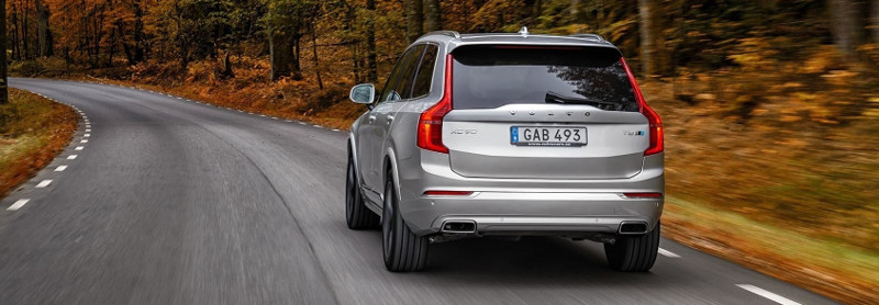 Volvo XC90 T8 Polestar