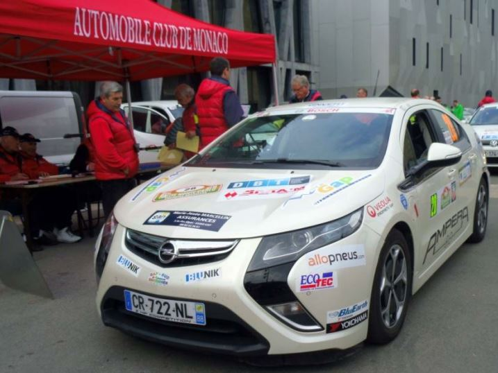 Opel Ampera Frederic Thizy