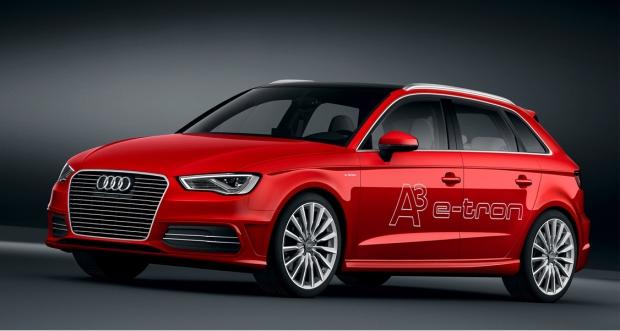Volkswagen Golf hybride rechargeable