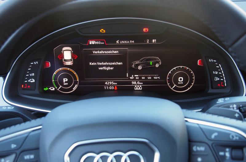 Audi Q7 e-tron Quattro TDI