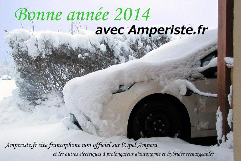 Bonne année 2014 amperiste