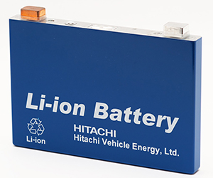 Batterie hitachi 62C