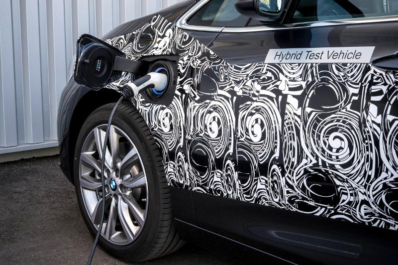 BMW 2 ActiveTourer hybride rechargeable