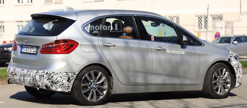 Restyla BMW 225xe