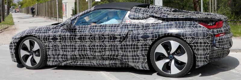 BMW i5 Spyder