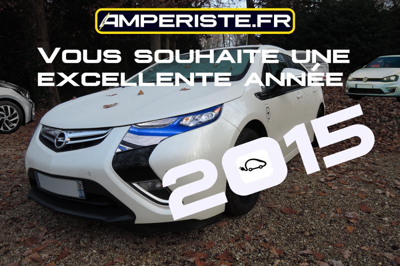 Amperiste bonne année 2015