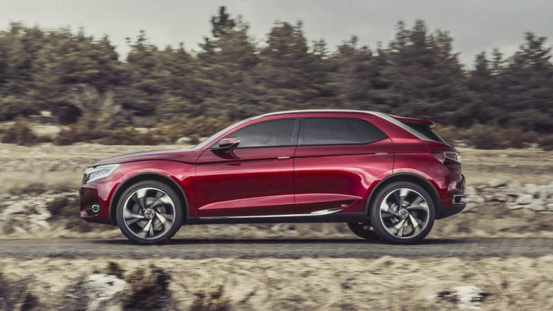 Citroën Wild Ruby