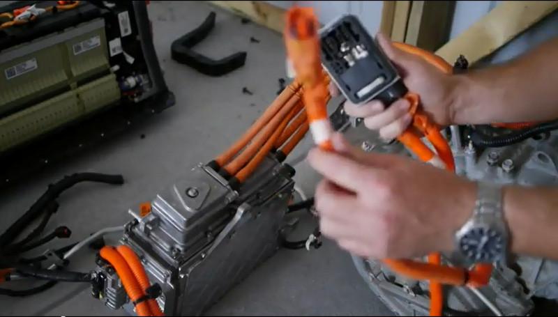 Dissection moteur Chevrolet Volt Opel Ampera