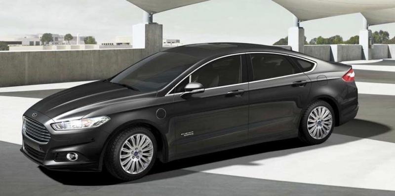 Ford Fusion Mondeo Energi