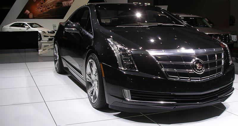 Salon de Genève 2013 - Cadillac ELR