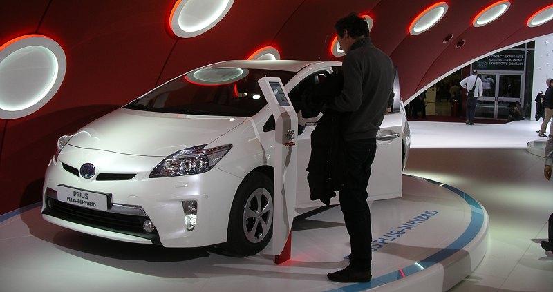 Salon de Genève 2013 - Toyota Prius plug-in
