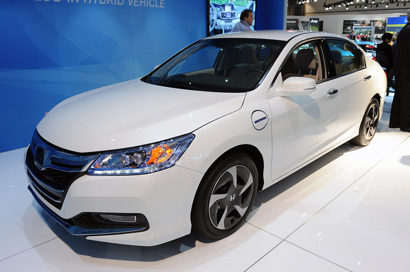 Honda Accord hybride rechargeable