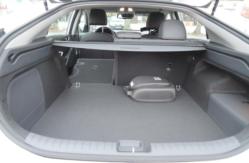 Coffre Hyundai Ioniq