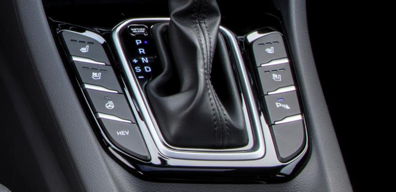 Levier vitesse Hyundai Ioniq